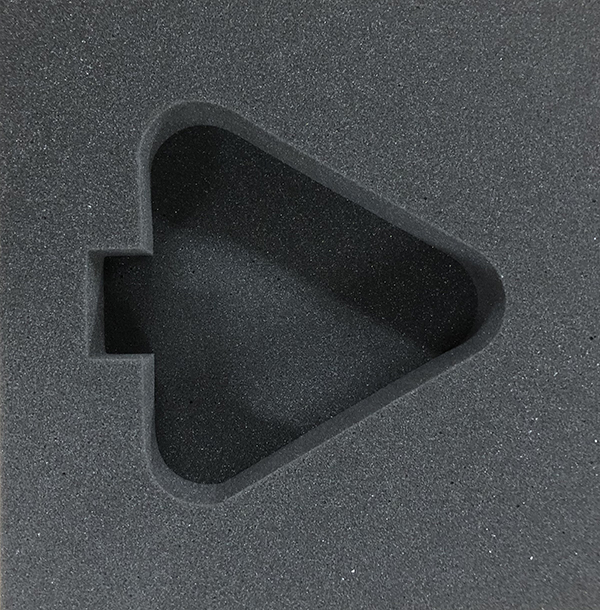 fabricated foam image